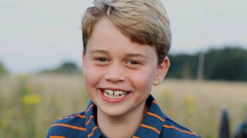 El príncipe George cumple 8 años y lo celebra con esta sonriente foto tomada por Kate Middleton