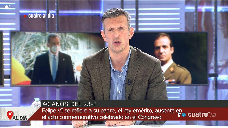 No me ajusté a la literalidad: Joaquín Prat pide perdón a Pablo Echenique, y él responde