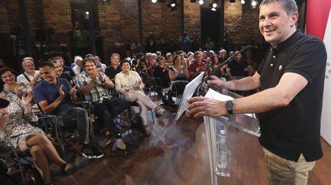 Otegi descarta una solución para Euskadi y Cataluña