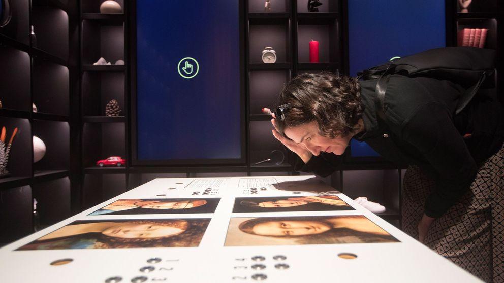 Hallan un mechón de pelo de Leonardo Da Vinci en Roma para rastrear su ADN