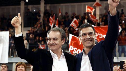 Ni Zapatero en Euskadi ni Sánchez en Cataluña