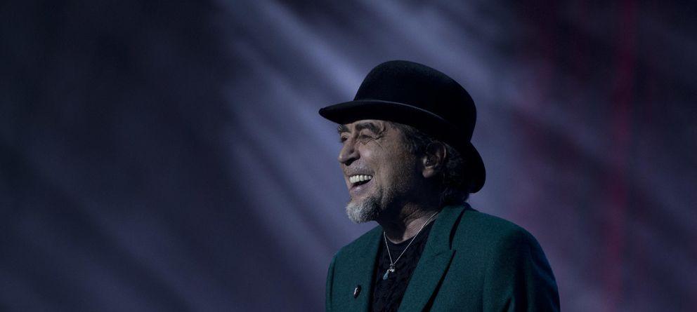Foto: Joaquín Sabina en concierto en Buenos Aires, en septiembre. (Argentina). (Efe)