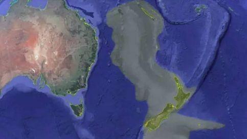 El Anillo de Fuego del Pacífico dio forma al continente de Zelandia
