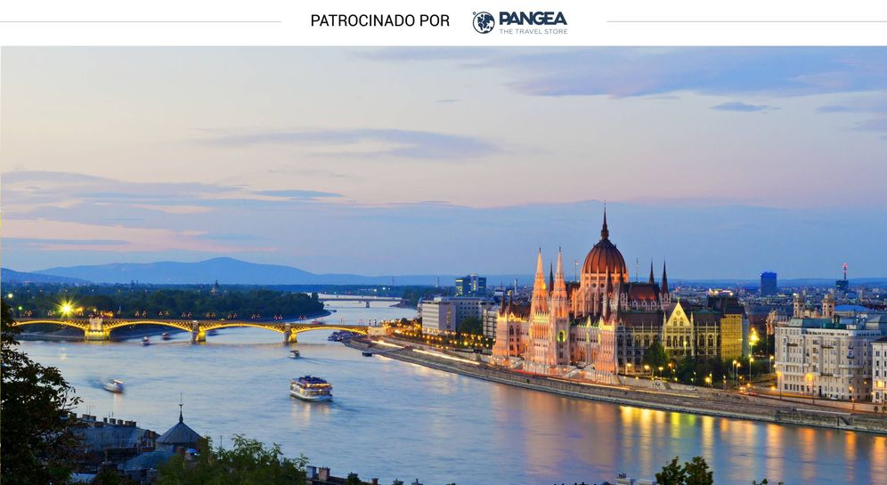 Foto: Una panorámica de la belleza de Budapest. (iStock)
