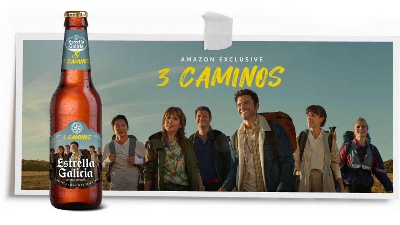'3 Caminos', una serie disponible en Amazon prime Video.