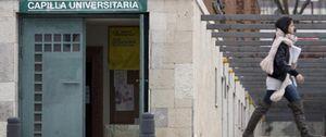 Foto: El último asalto en la guerra de las capillas de la Universidad Complutense de Madrid