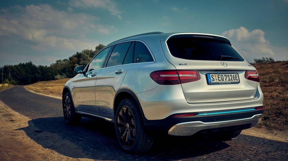 Foto: El Mercedes GLC F-Cell solo se venderá en algunas ciudades alemanas por la falta de suministro de hidrógeno.
