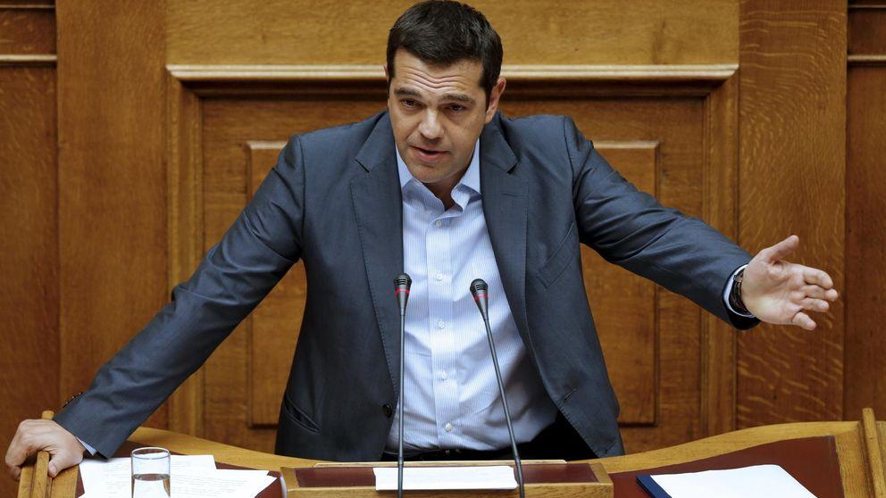 Alexis Tsipras sacrifica su Gobierno en el altar del tercer memorándum