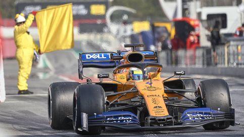 Las mejores imágenes de la segunda jornada de test de Fórmula 1 en Barcelona
