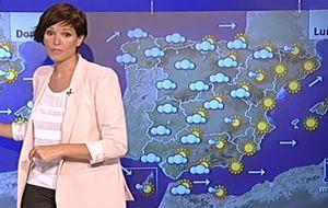 La 'mujer del tiempo' de TVE hizo negocios con TV3 a espaldas de sus jefes