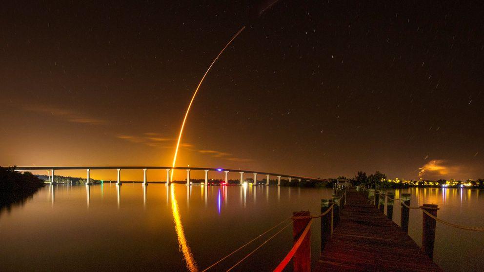 Así ha sido el despegue de 'Crew Dragon': la cápsula de Musk para llevar turistas al espacio