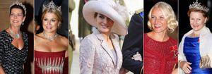 La princesa de Asturias se resiste a lucir su tiara de 50.000 euros