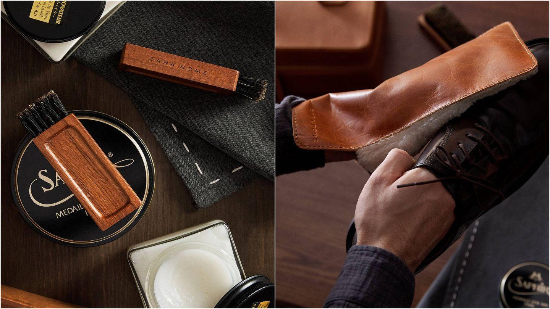Novedades de Zara Home para unos zapatos perfectos. (Cortesía)