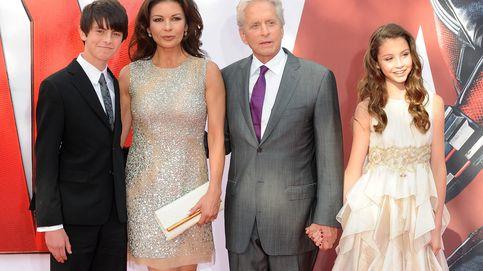 Catherine Zeta-Jones celebra sus 15 años de amor con Michael Douglas