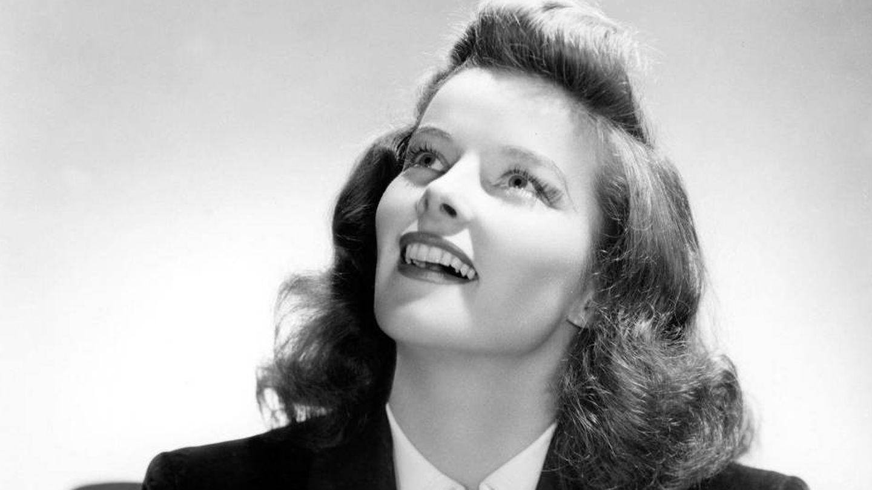 Katharine Hepburn, en los años 40. (Cordon Press)