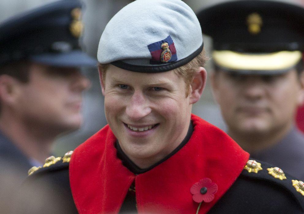 Foto: El príncipe Harry, en una fotografía de archivo. (I.C.)