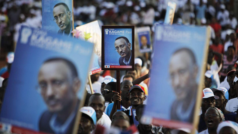 Ruanda: cómo un dictador implacable ha logrado la admiración de medio mundo