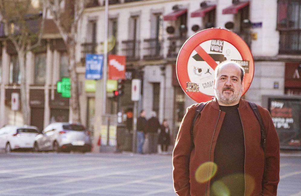 Foto: Óscar Guardingo. (Jorge Álvaro Manzano)