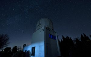 Un observatorio astronómico 'casero' en Toledo se cuela en las revistas científicas