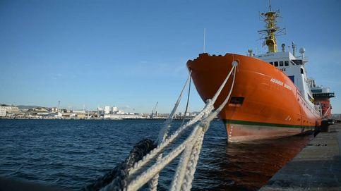 El 'Aquarius', obligado a dejar de operar en el mar: Significa más muertes sin testigos