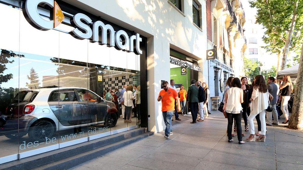 Foto: smart center Madrid, enclave cultural en la calle Serrano