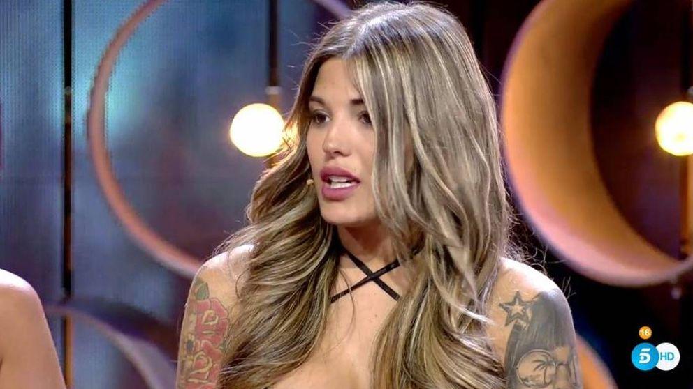 Nuria ataca a 'GH VIP' tras ser eliminada por una absurda alergia y exige entrar