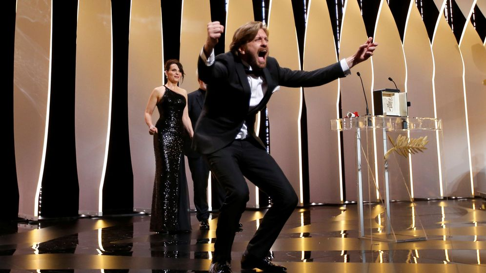 Foto: 'The Square' de Ruben Östlund gana la Palma de Oro en la 70 edición de Cannes