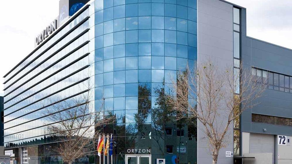 Foto: Oficinas de Oryzon en Barcelona. (EC)