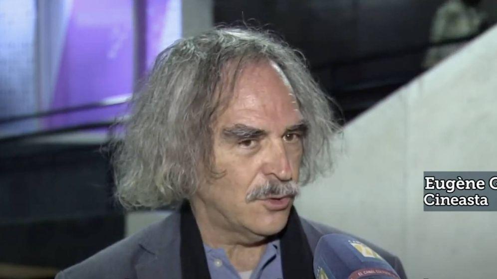 Foto: Green, durante una entrevista televisiva.