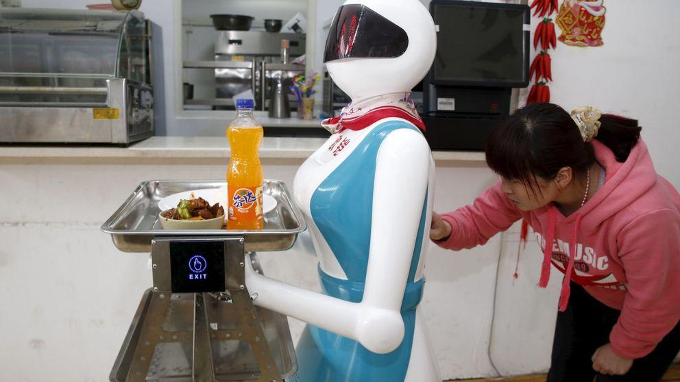¿Te inquietan los robots? Únete a ellos en bolsa