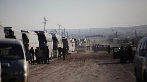 Evacuación de Homs