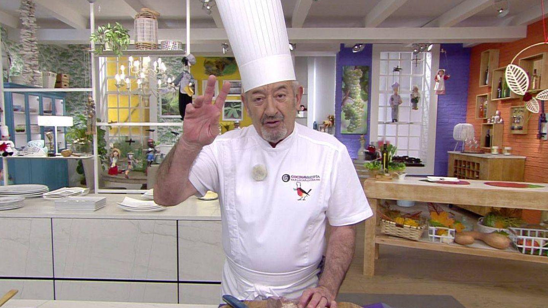 Arguiñano, en una imagen de archivo. (Antena 3)