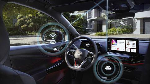 El 'software' de los Volkswagen eléctricos ya se actualiza por transferencia móvil