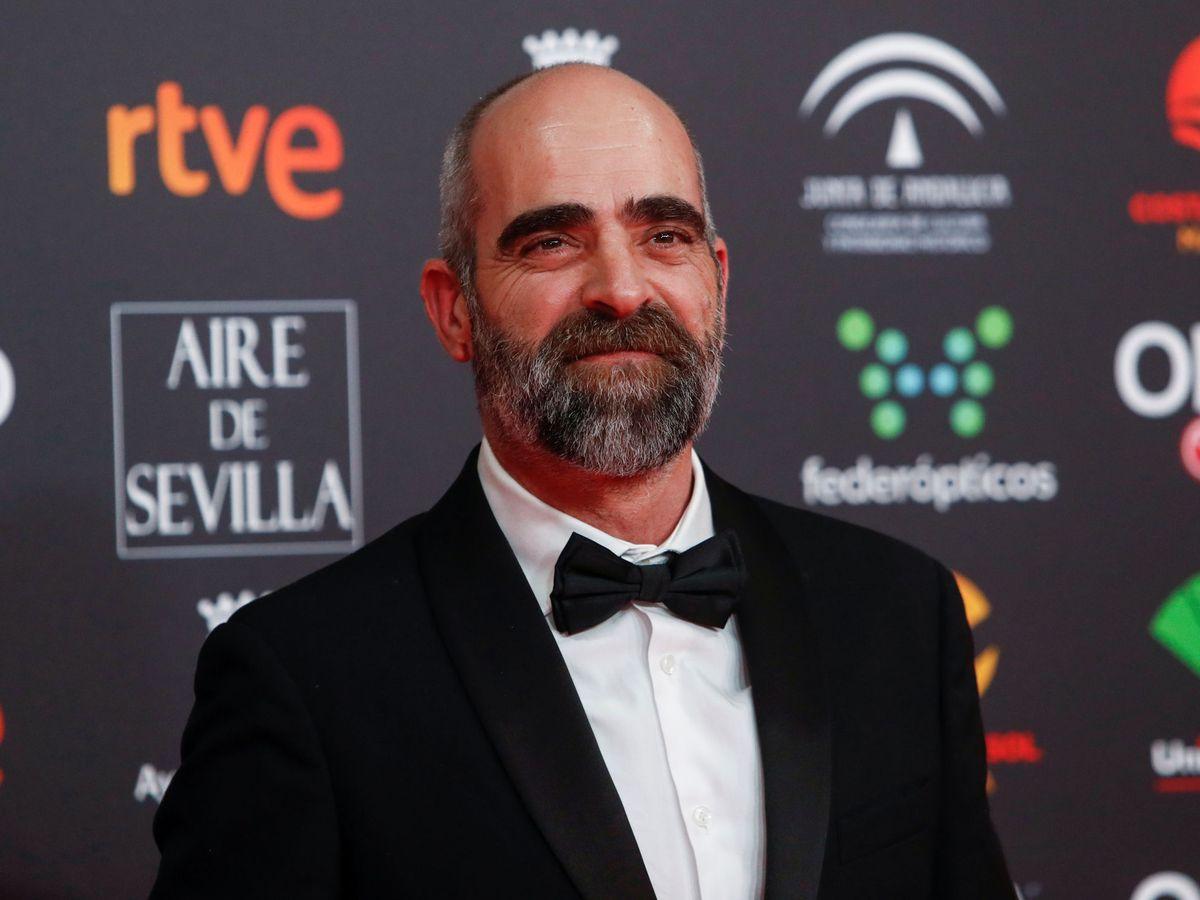 Foto: Luis Tosar, en los pasados Premios Goya. (Reuters)