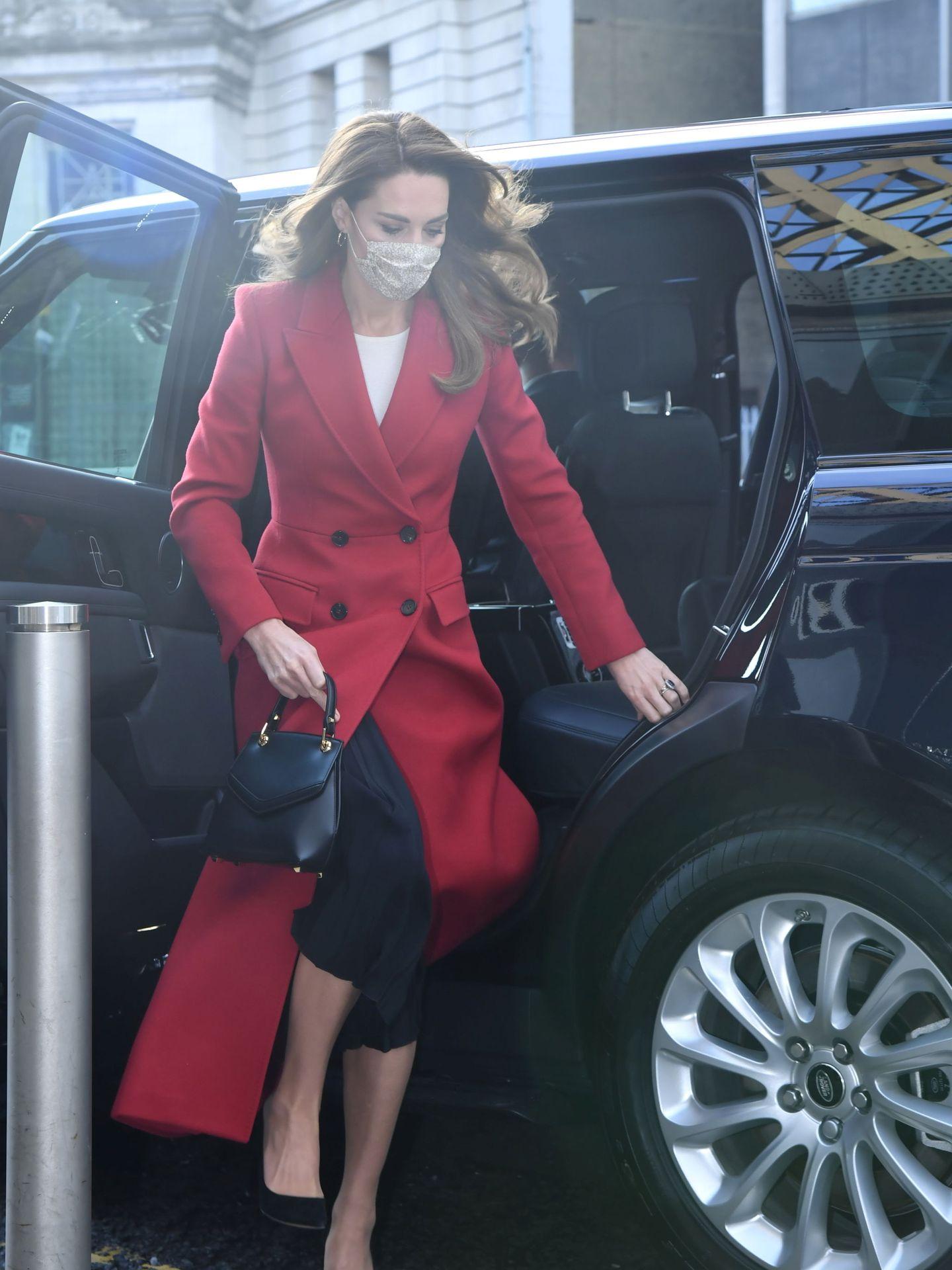 La duquesa de Cambridge. (Reuters)