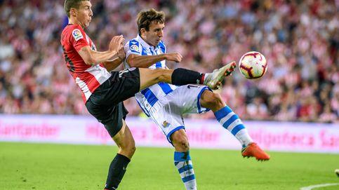 Real Sociedad - Athletic de Bilbao: horario y dónde ver en TV y 'online' el derbi vasco