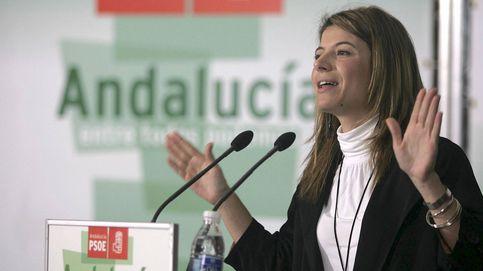 Aído aterriza en Andalucía pero descarta ser candidata para dirigir el PSOE-A