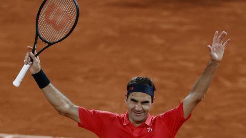 Roger Federer abandona Roland Garros con la mente puesta en Wimbledon
