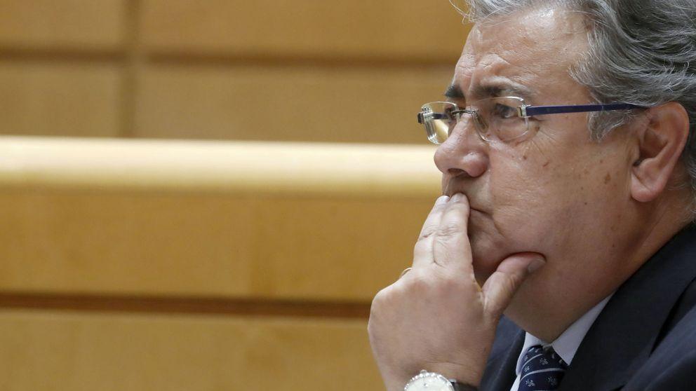 Ignacio González también felicitó y pidió una cita a Zoido, pero el ministro no le atendió
