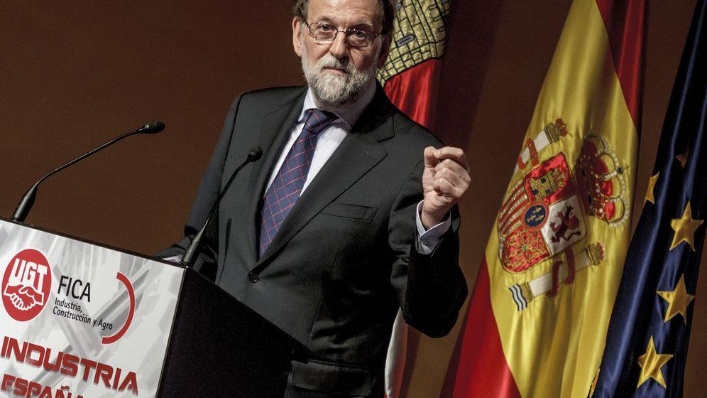 Foto: Imagen de archivo del presidente del Gobierno, Mariano Rajoy. (EFE)