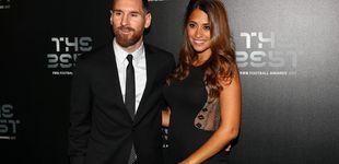 Post de Antonella Roccuzzo, mujer de Messi, no logra arrancar su negocio de zapatos