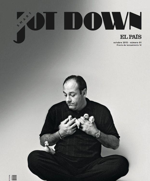 Foto: Primer número de 'Jot Down Smart' en octubre de 2015.