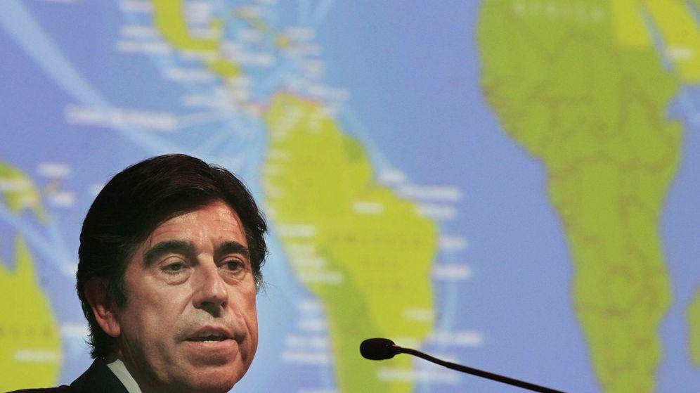 Foto: Manuel Manrique, presidente de Sacyr. (EFE)
