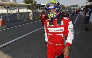 Massa se marcha de Ferrari y se complica su futuro en la F1