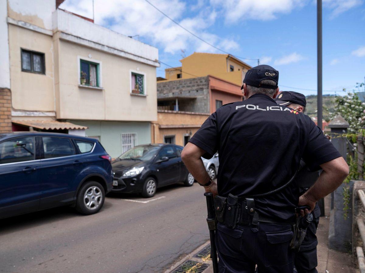 Foto: La Policía Nacional detuvo al autor del apuñalamiento y a otra persona. (EFE/Miguel Barreto)