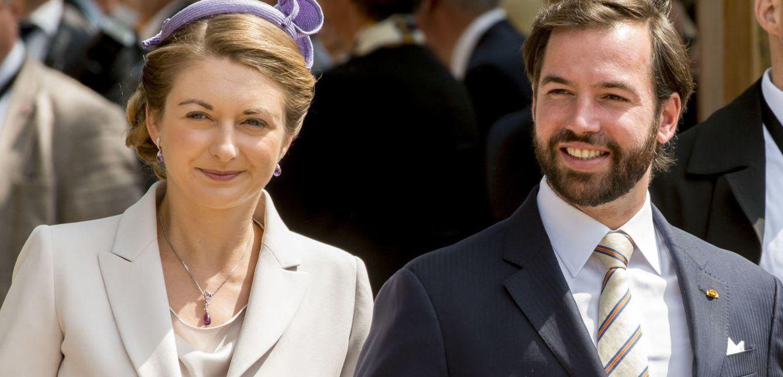 Foto: Los duques de Luxemburgo (Gtres)