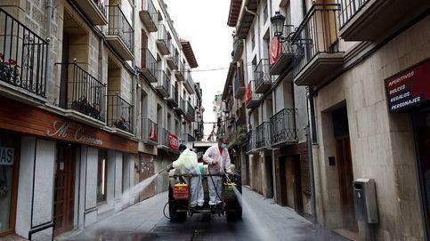 Chivite: la situación de Navarra no es comparable a la de Madrid