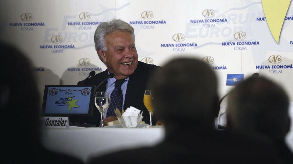 """González pronostica un escenario político 'a la italiana' y un """"fin de ciclo"""""""