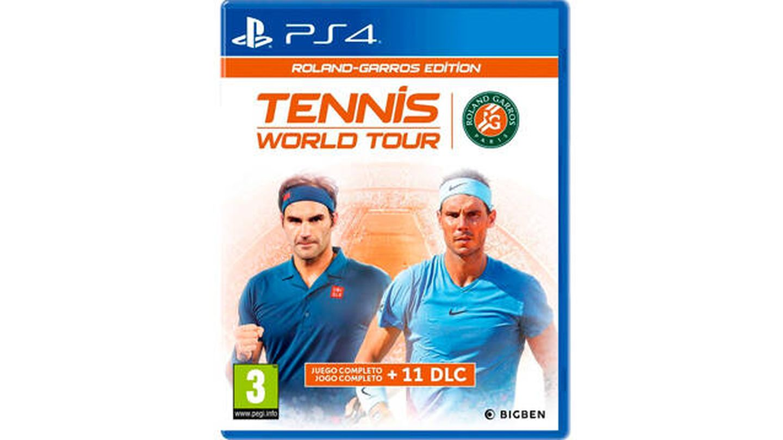 Tennis World Tour – Roland Garros Edition