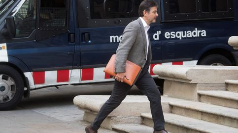 Oriol Pujol ingresa en la prisión de Brians 2 para cumplir condena por el caso ITV